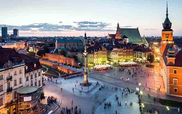 Polonya'da Çalışmak, iş Kurmak, Yaşam, Polonya'da Maaşlar