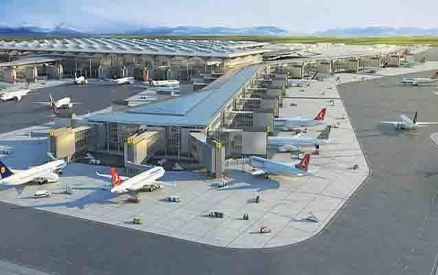 3. Havalimanı Nerede? Yeni Havalimanına Ulaşım Nasıl Sağlanır? 3. Havalimanı ulaşım